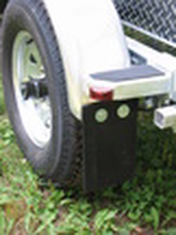 Fenders Steps Mud Flaps North Woods Sport Trailers